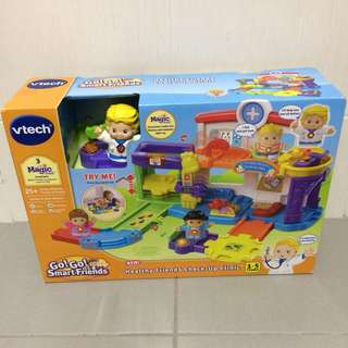 Brand New Vtech Go Go Smart Friends healthy Friends Check Up Clinic