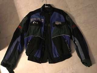 70's Revival Pirelli Motorbike Jacket (Size42L)