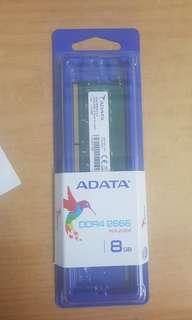 8GB RAM 2666/2400 Mhz