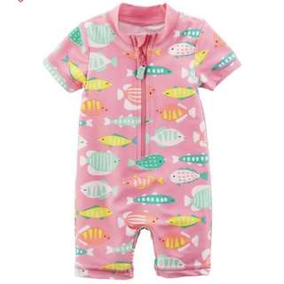 Carter's baby rashguard (swimwear)