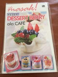 Buku Resep Desserr Berey