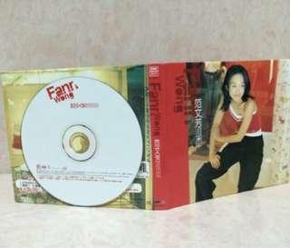 """Fann Wong CD """"Shopping"""""""