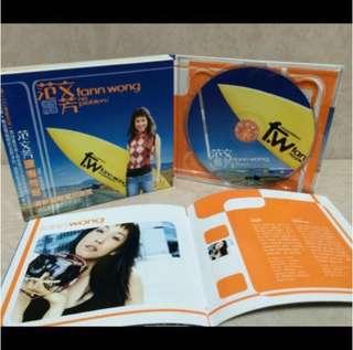"Fann Wong CD ""No Problem"". FREE CD Poster!"