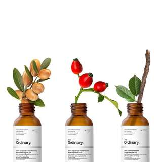 THE ORDINARY 100% Organic Cold-Pressed Rose Hip Seed Oil