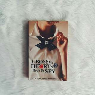 Cross My Heart & Hope to Spy