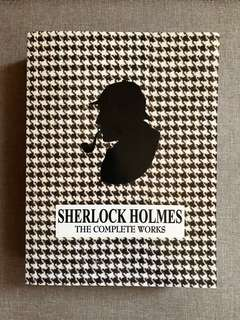 Sherlock Holmes : The Complete Works