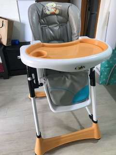Baby High Chair 80% New