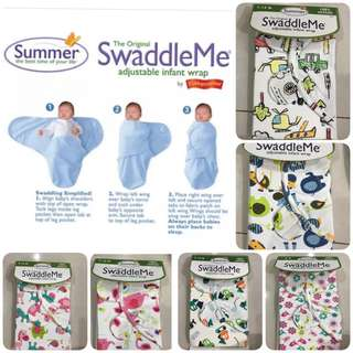 📮Free mailing • Summer Swaddle Me Instant baby swaddle