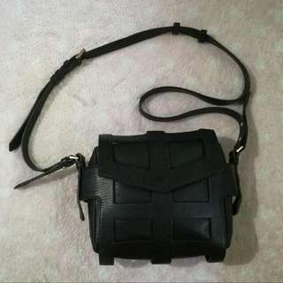 Authentic Charles & Keith Cage Sling Bag