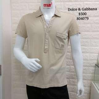 Dolce & Gabbana men top