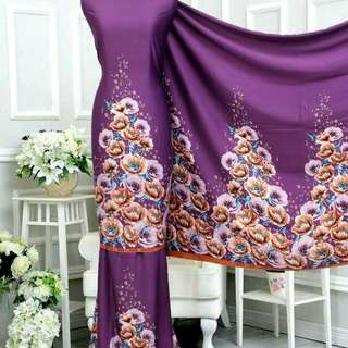 Kain Pasang Royal Silk