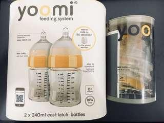 Yoomi Feeding Bottles