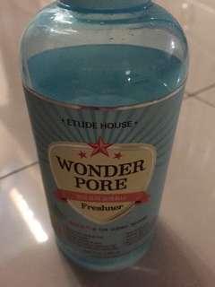 Toner etude house wonder pore