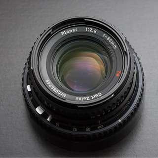 Hasselblad 80mm f/2.8 C