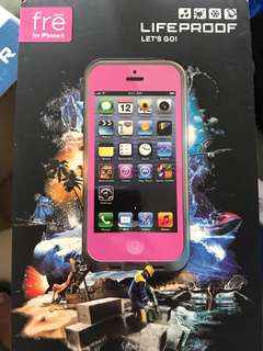 LifeProof iPhone5 water resistance case