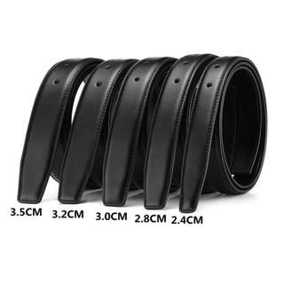 Leather Belt Replacement 28mm/30mm/32mm