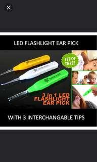 LED earpick (white light)