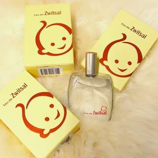 Parfum Eau de Zwitsal