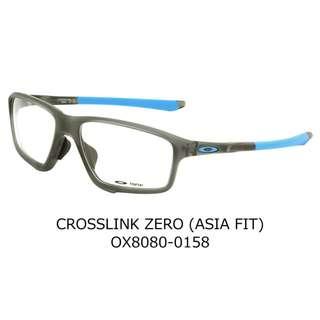 Oakley Crosslink Zero Asian Fit | 100% Authentic