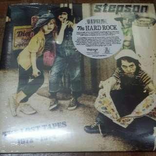 Stepson ‎– The Lost Tapes 1972-1974 - Vinyl Record LP - Sealed, Mint