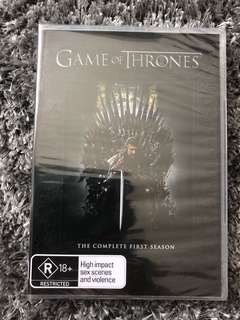 Game of thrones first season