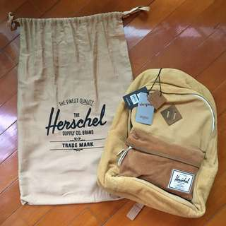 Herschel Bad Hills Workshop Collection 背包