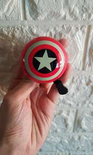 Infinity war captain america bicycle bell