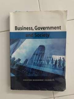 SMU BGS Textbook (Geng XueSong)