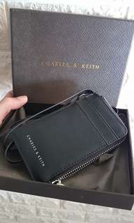 Brand new !! Charles & Keith Card Holder
