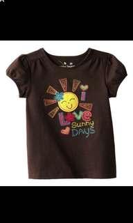 GAP Girls tee T-shirt
