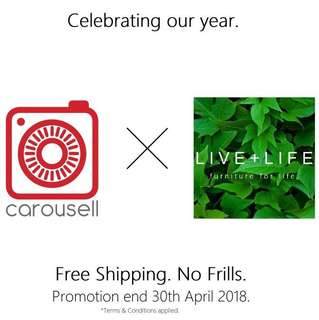FREE SHIPPING (CONFIRM!)