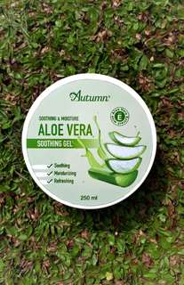 Autumn Aloe Vera Shooting Gel