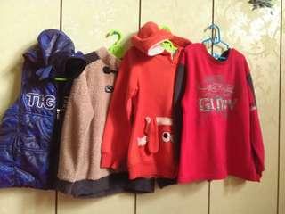 男童合售衣~120
