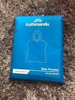 Kathmandu poncho