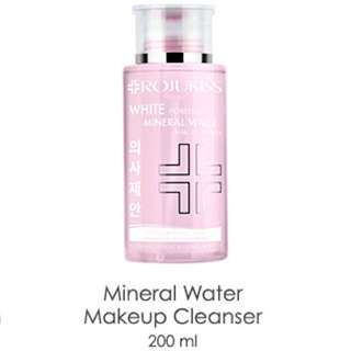 Rojukiss White Poreless Mineral Water Makeup Cleanser 200ml