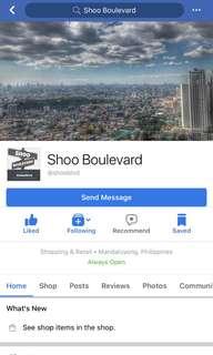 Shoo Boulevard