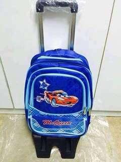 APR 18 TROLLEY SCHOOL BAG (DJD) #IP