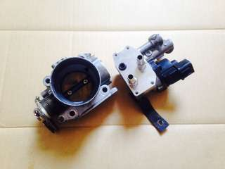 Mitsubishi 4g93 throttle body set (Used)