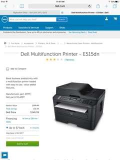 Dell Multifunctional Printer
