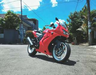 Kawasaki Ninja 250 2011