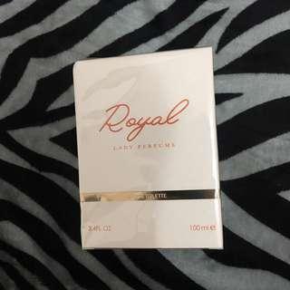 Royal lady perfume