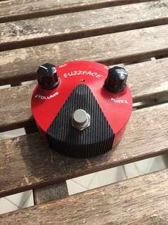 Dunlop Mini Fuzz Face (Germanium)