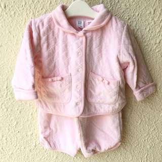Baby Gap suit