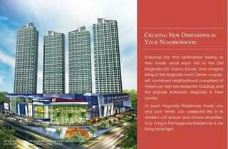 Magnolia Residences RFO&PRE-SELLING IN NEW MANILA