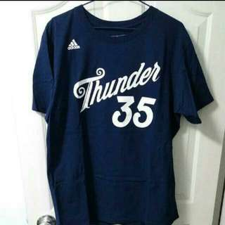 Durant Christmas Tee Size:L