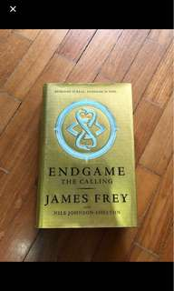 Endgame the calling by James Frey