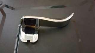 Chrome grip for Leica M8