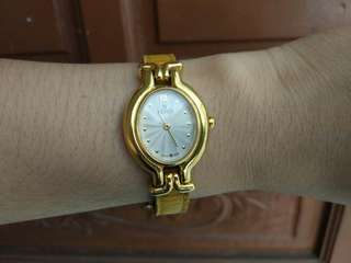 REPRICED Authentic Fendi Watch
