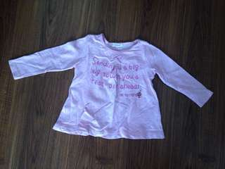 Blouse for 3-4yrs old