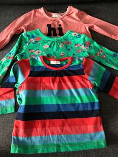Next Babygirl Longsleeve Tshirt